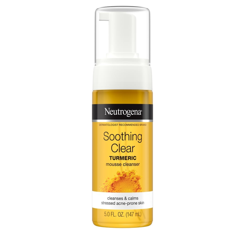 Neutrogena Soothing Clear™ Turmeric Mousse Cleanser