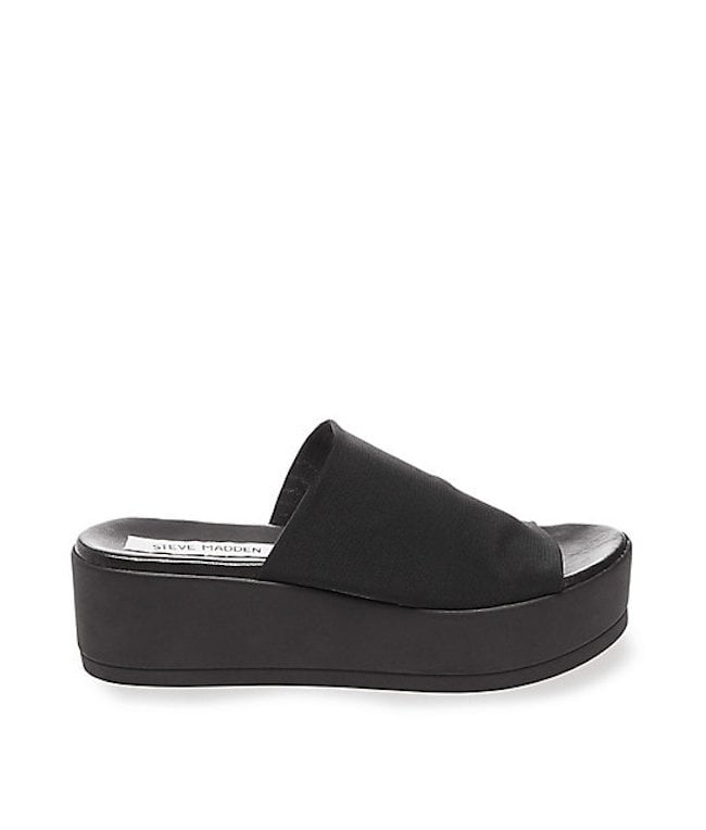 4f13d6ae75 Relive the '90s in these Steve Madden Slinky Sandals ($70). | Best ...