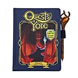 """Onward """"Quests of Yore"""" Replica Journal and Pen Set"""