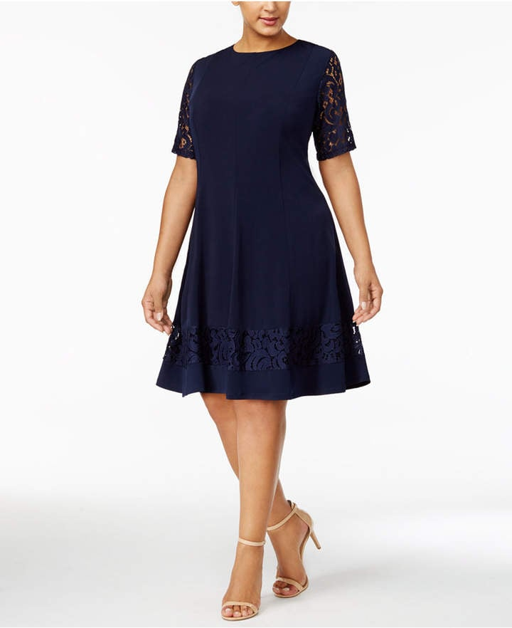 3ea21749257a Jessica Howard Plus Size Dress – Fashion dresses