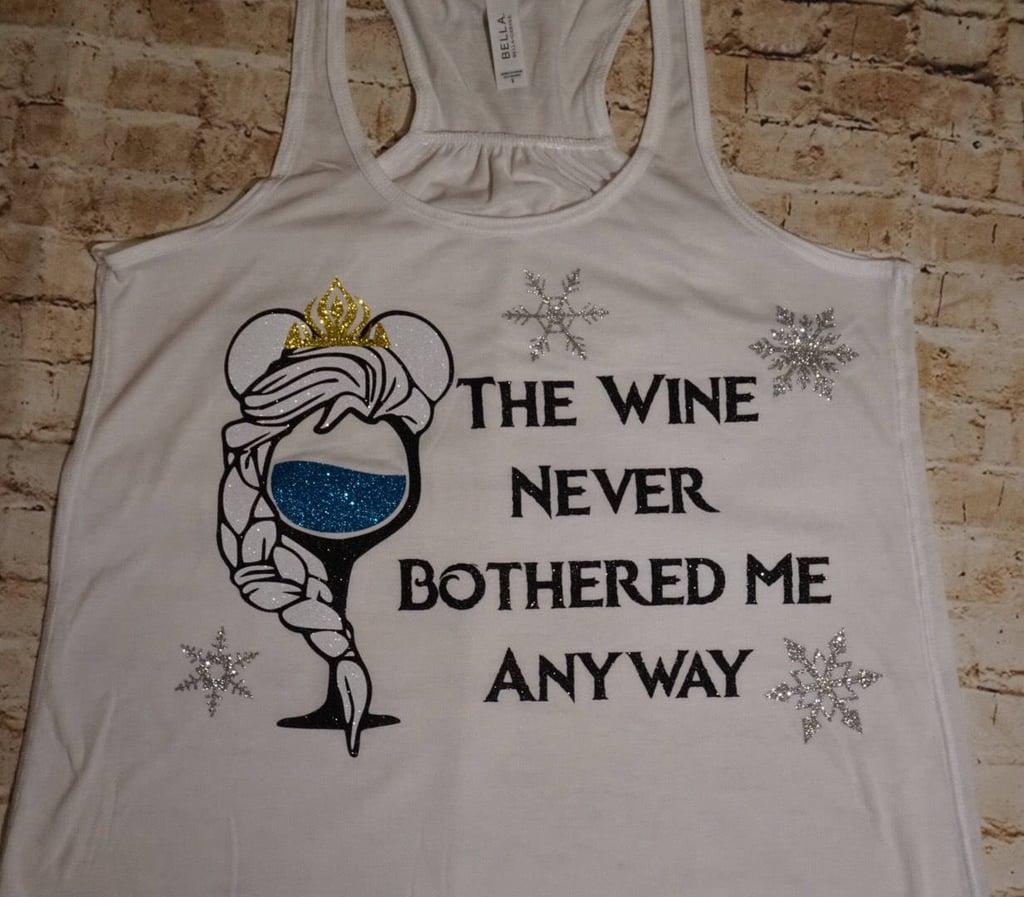 Frozen Wine Shirt