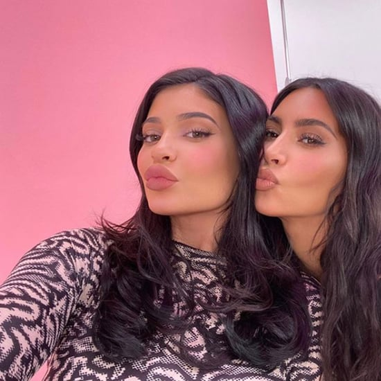 Kylie Jenner Does Kim Kardashian's Makeup — Video
