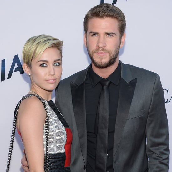 Pictures: Liam Hemsworth Miley Cyrus Together in Australia