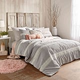 Peri Home Tufted Dot Stripe Comforter Set