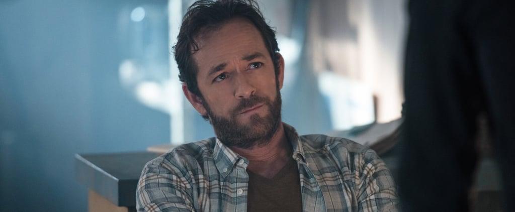 Riverdale Cast Honour Luke Perry During Season 4 Table Read