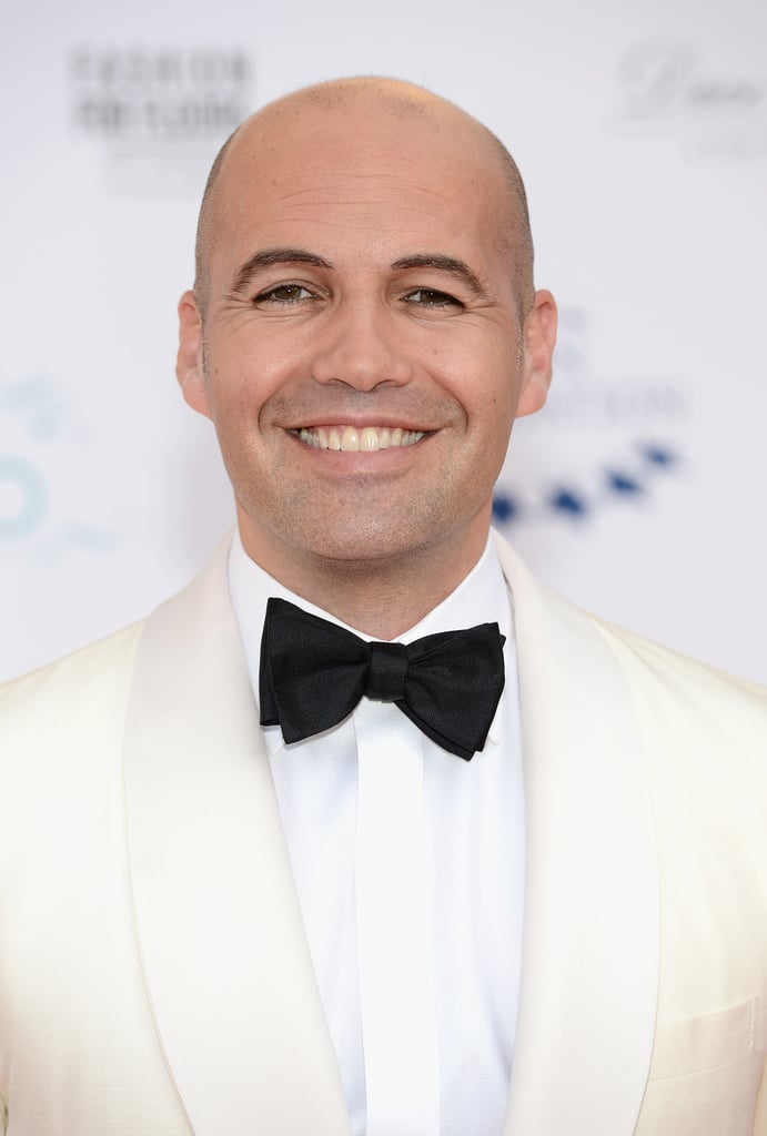 Billy Zane looked dapper in black and white as he arrived at the Nights in Monaco Gala Fundraiser.