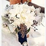 Brooch-Adorned Bouquet