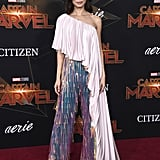 Gemma Chan at the Captain Marvel World Premiere