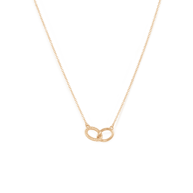 Mejuri Duo Necklace