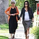 Rachel Bilson Is Making Pregnancy Look Way Too Easy