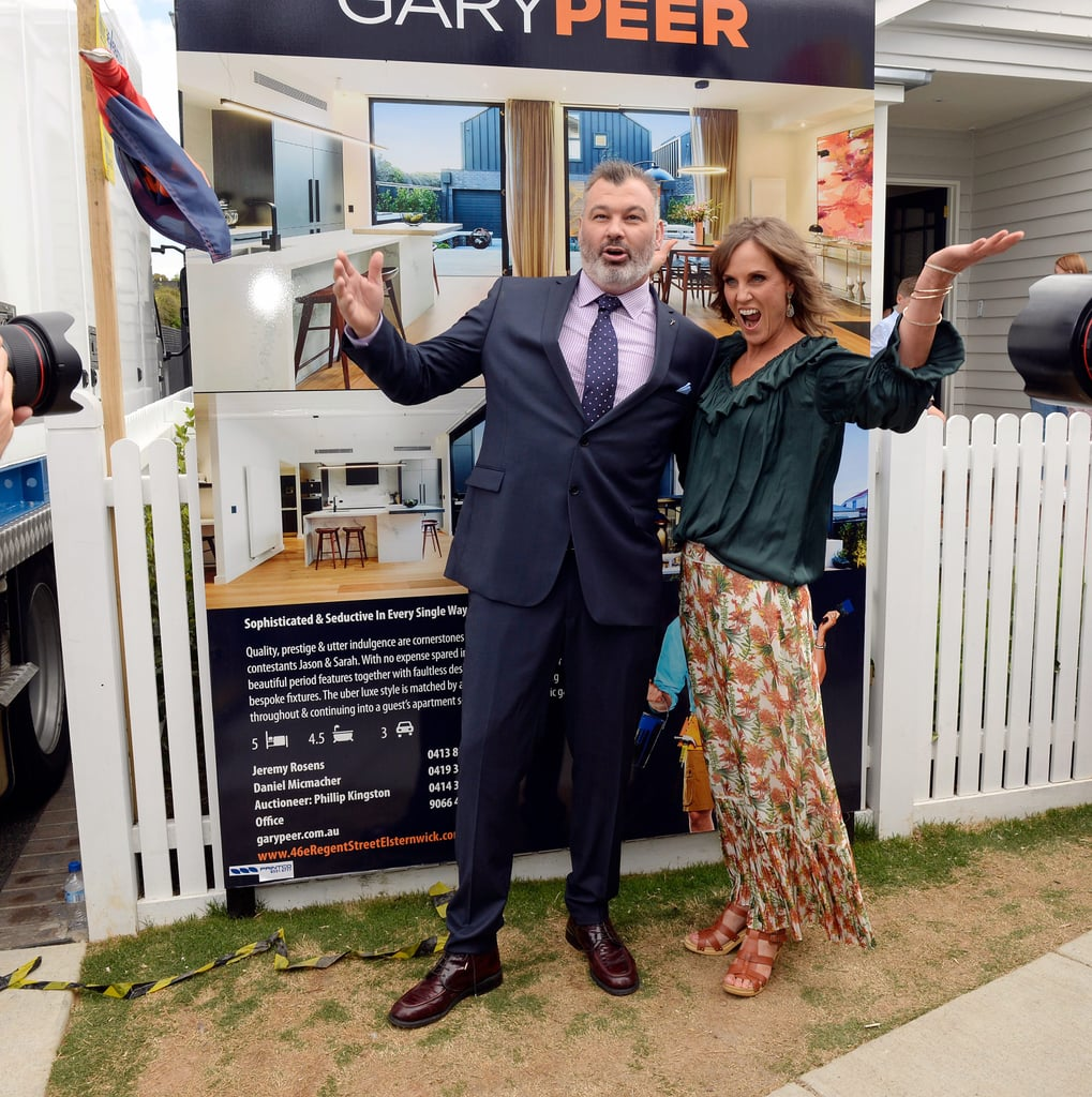 Pictures of Jason and Sarah's House on The Block 2017