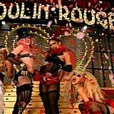 """Lady Marmalade"" by Christina Aguilera, Lil' Kim, Mya, and Pink"