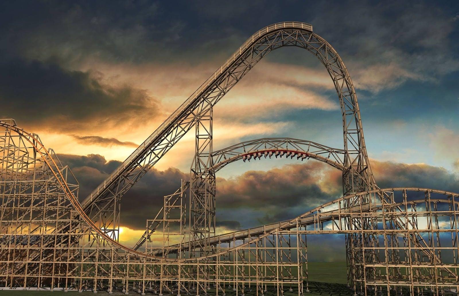 Goliath (Six Flags Great America, Gurnee, IL)