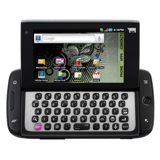 New Android Sidekick 4G Details