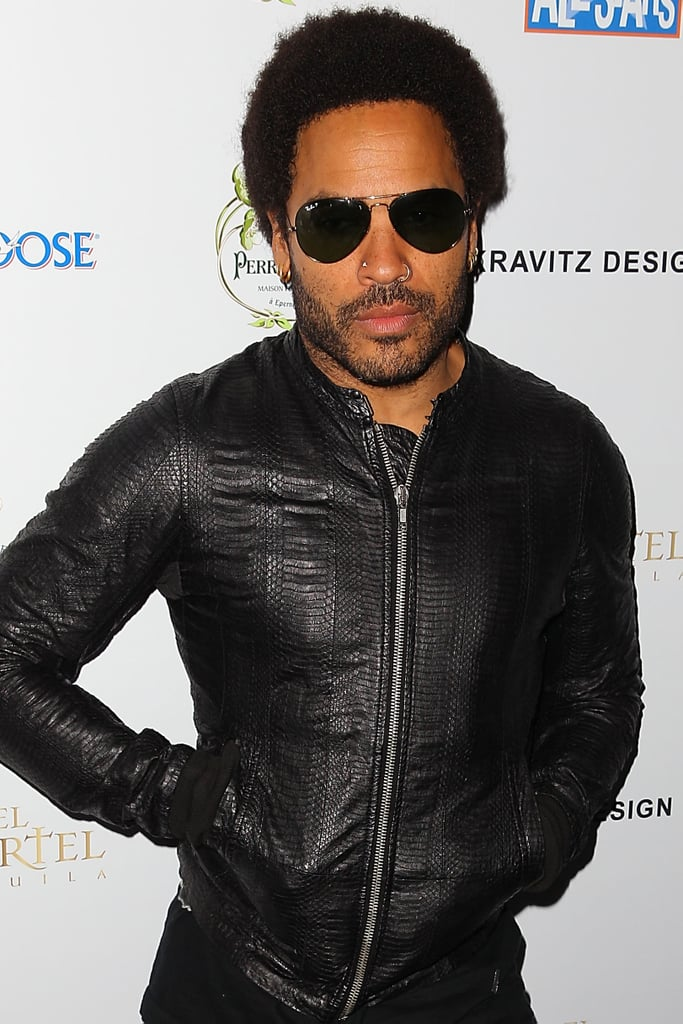 Lenny Kravitz has been tapped to play Marvin Gaye in an upcoming biopic.