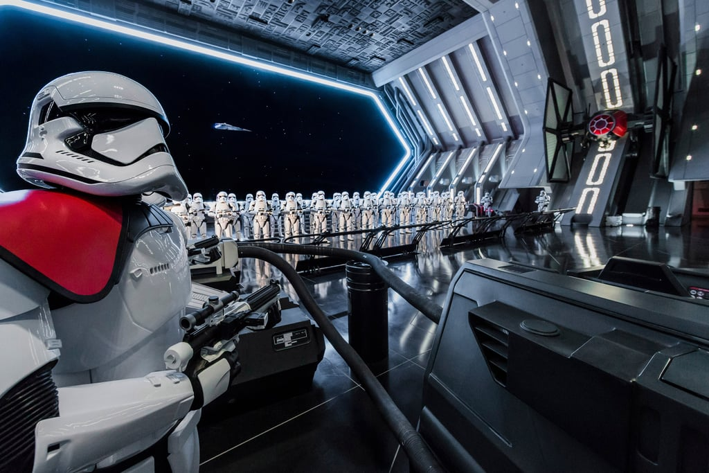 Disney Star Wars Rise of the Resistance Ride Details