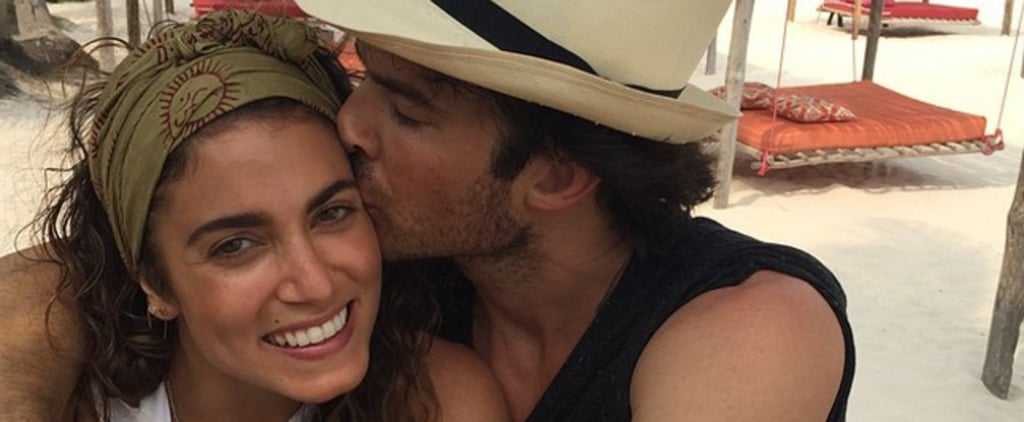 Ian and Nikki's Sweet Instagram Posts Could Double as Wedding Vows