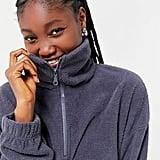 UO Track Meet Half-Zip Sweatshirt