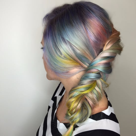 Macaron Hair Color Trend