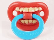 Billybob Pacifiers