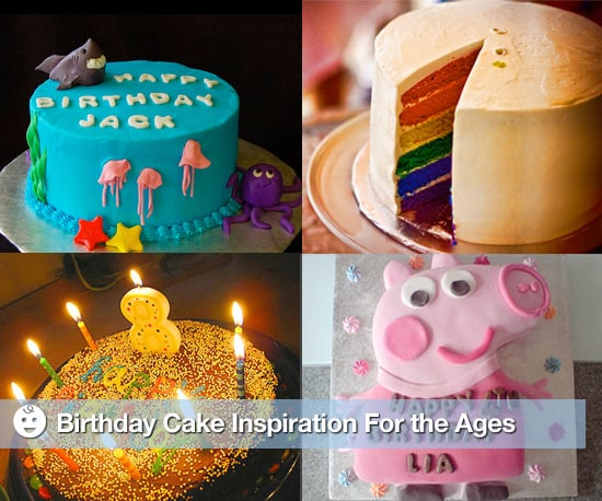 Kid Birthday Cake Pictures and Inspiration POPSUGAR Moms