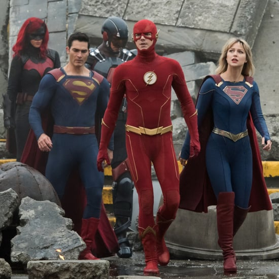 See The CW's Crisis on Infinite Earths Arrowverse Photos