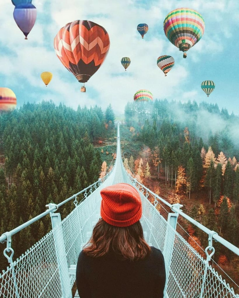 These PicsArt Photo Edits Will Fuel Your Wanderlust