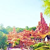 Big Thunder Mountain Railroad Is Better