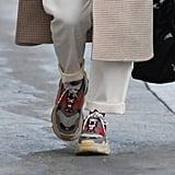Tracee Ellis Ross Balenciaga Sneakers