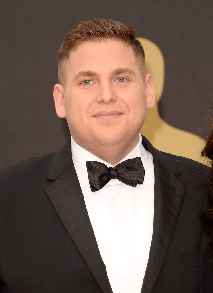 """""""No, I don't want to see it."""" — To Jonah Hill"""