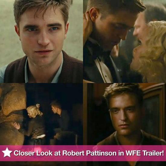 A Closer Look at Robert Pattinson and Reese Witherspoon in the Water For Elephants Trailer!