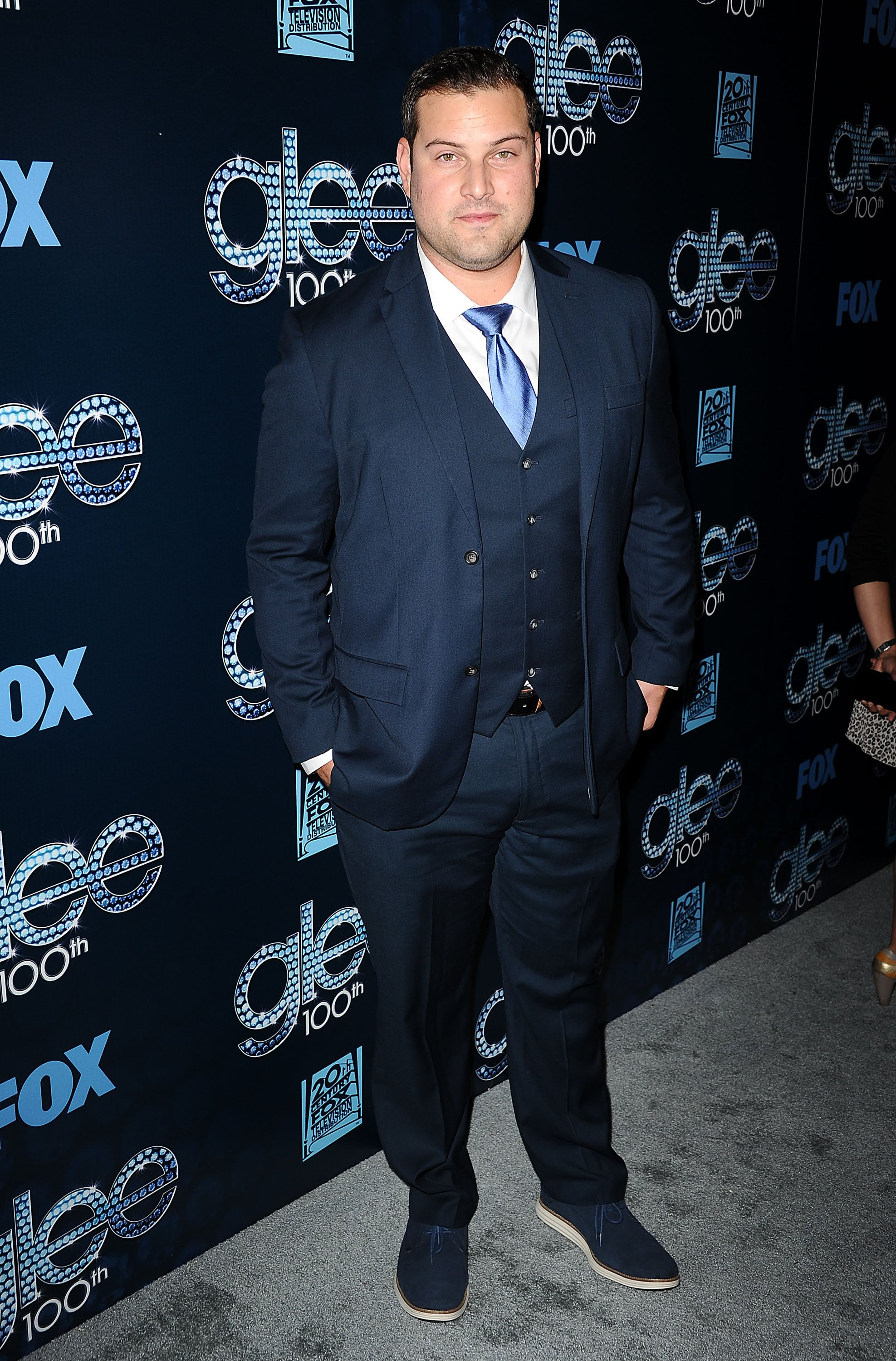 Max Adler made an appearance.