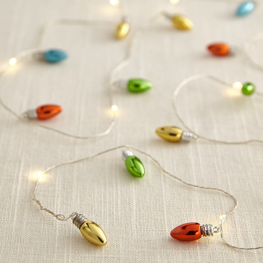 Christmas Light Bulb LED Glimmer Strings