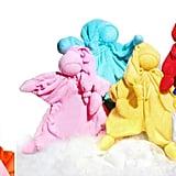Frozen Washcloths