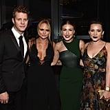 2016 — Anderson East, Miranda Lambert, Maddie Marlow, and Tae Dye