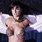 Demi Moore as Erin Grant in Striptease, 1996