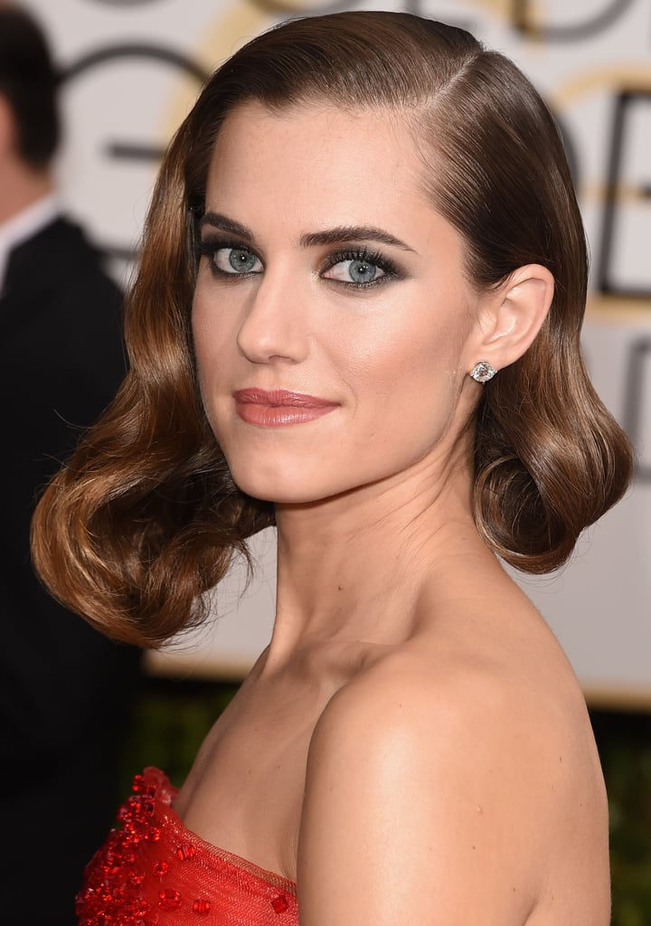 Golden Globes Hair and Makeup 2015