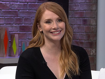 WATCH: Bryce Dallas Howard Reveals Her Awkward First Run-in With Her Pete's Dragon Costar Robert Redford