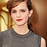 Emma Watson Turns Heads With a Sparkling Red Carpet Entrance