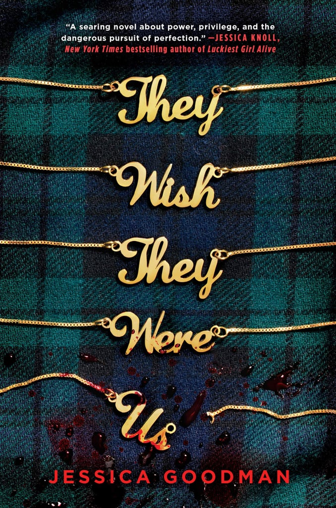 They Wish They Were Us by Jessica Goodman