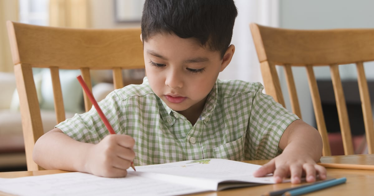 I Finally Got My Kid to Do His Homework — by Leaving Him Alone