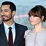 Abgebildet: Riz Ahmed and Felicity Jones