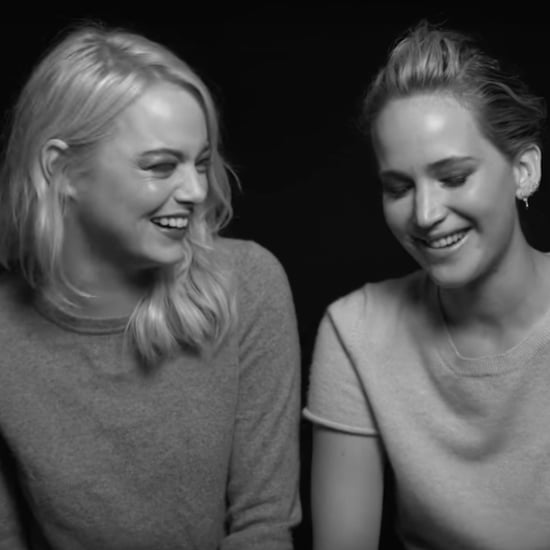 Jennifer Lawrence and Emma Stone W Magazine Video