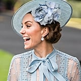 Prince William and Kate Middleton at Royal Ascot 2019 Photos