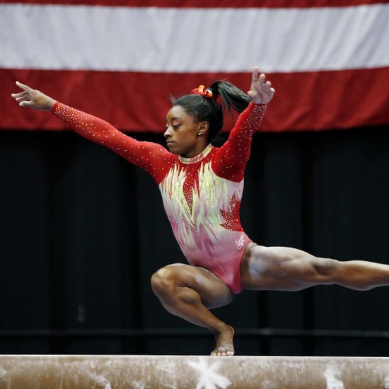 Simone Biles at the US Classic 2018 Video