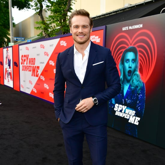 Sam Heughan The Spy Who Dumped Me Premiere Photos