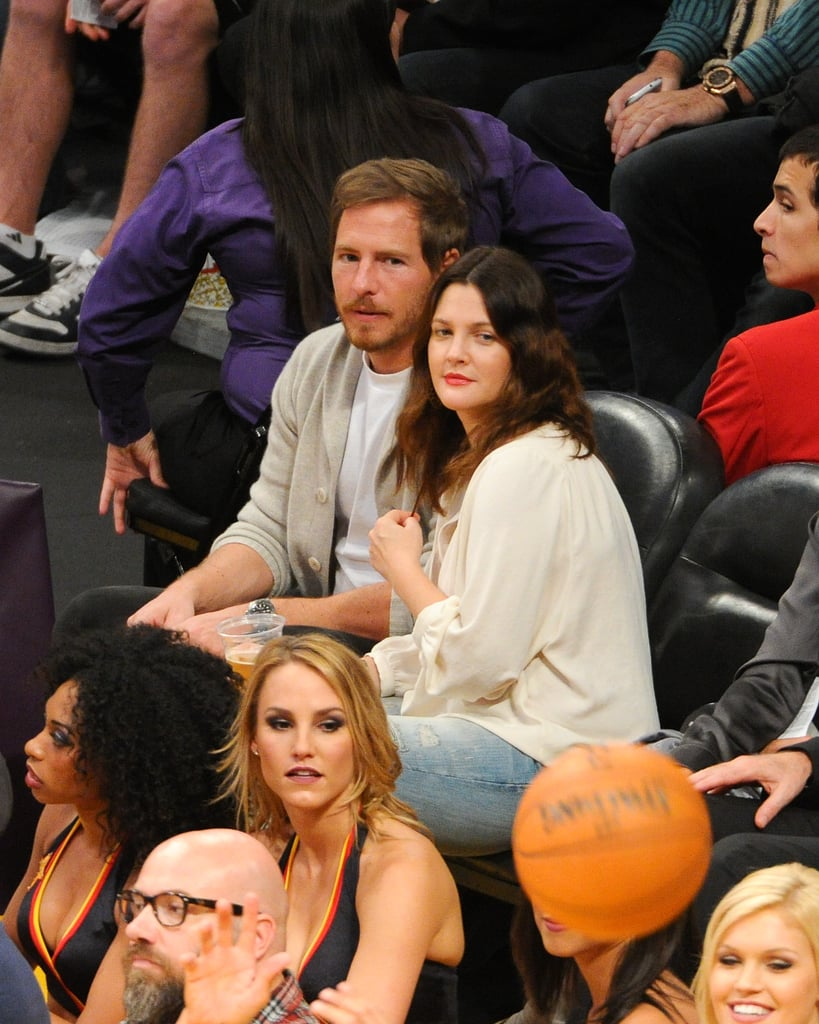 Drew and Will Enjoy A Beer and Date Night With LA Basketball