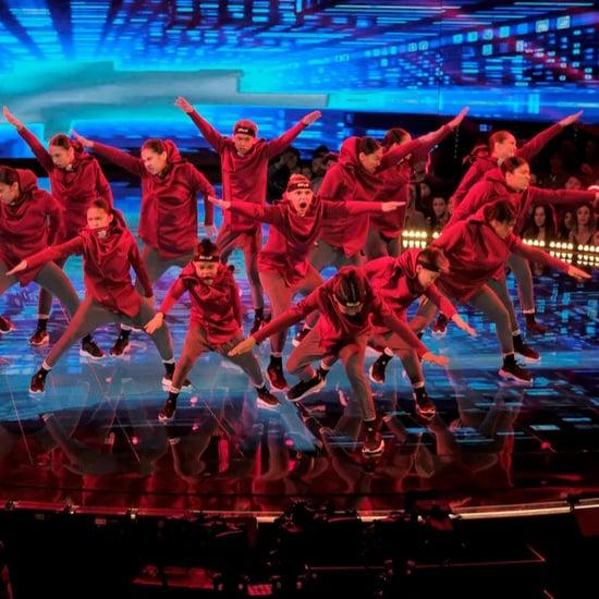 Who won World of Dance 2018?