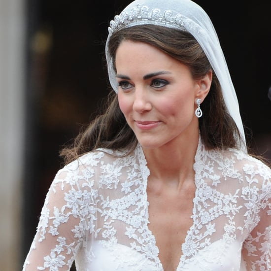 Celebrity wedding dress popsugar fashion australia for Kate middleton wedding dress where to buy