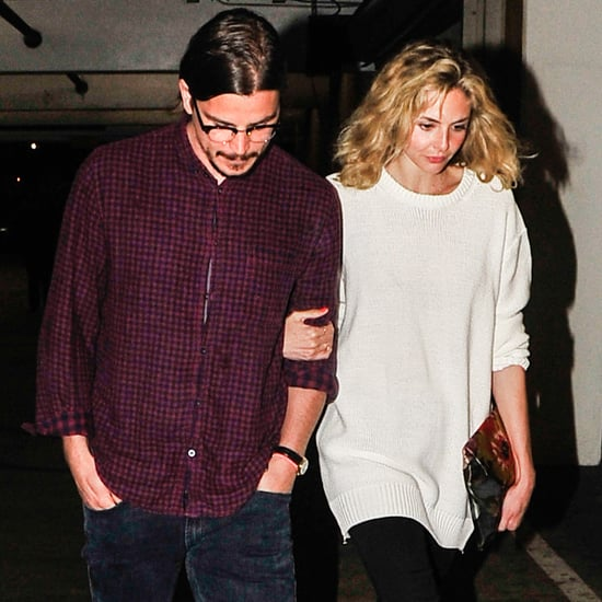 Josh Hartnett and His Girlfriend on a Date